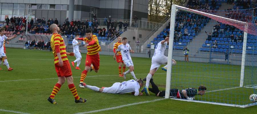Nowy sezon piłkarze ostródzkiego Sokoła rozpoczną na własnym stadionie