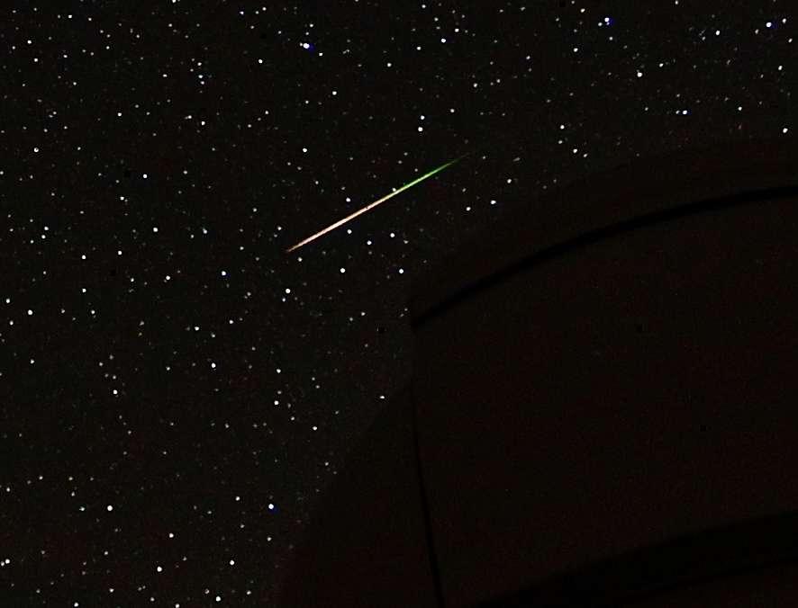 Noc spadających gwiazd. Masa atrakcji w Parku Centralnym - full image