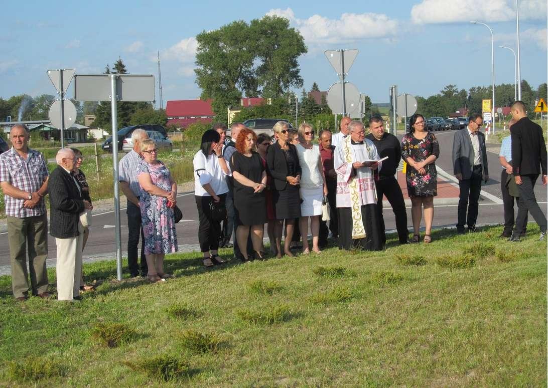 Na uroczystości nadania nazwy 19 lipca zebrała się rodzina i przyjaciele Antoniego Paciorko oraz przedstawiciele władz samorządowych