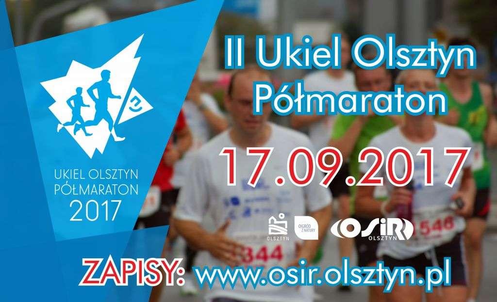 Biegiem po Olsztynie, czyli II Ukiel Olsztyn Półmaraton przed nami - full image