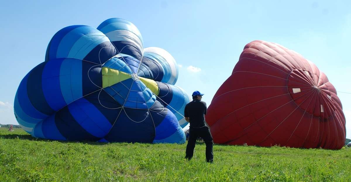 Balony nad Pasłękiem. Pierwsze loty już dzisiaj - full image