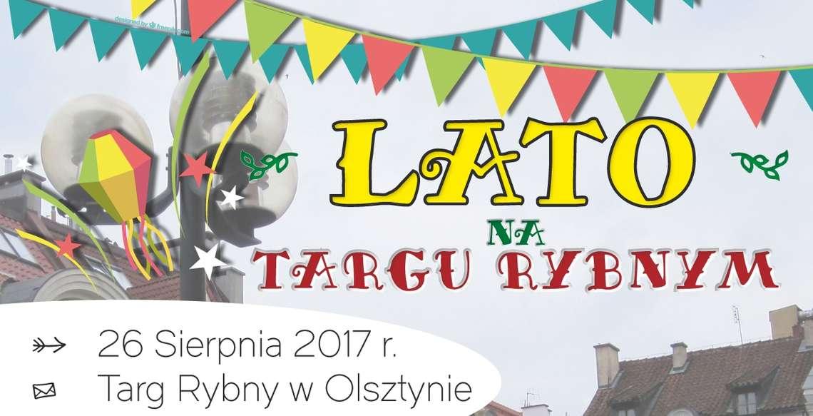 Lato na Targu Rybnym - full image