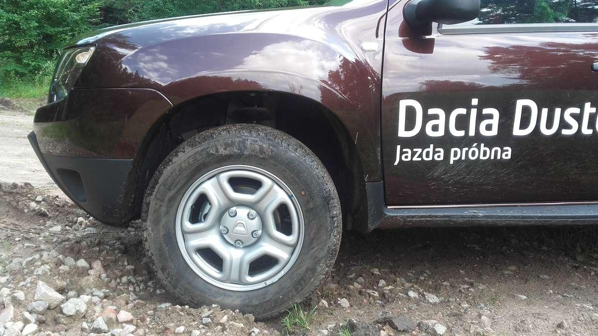 Dacia duster - full image