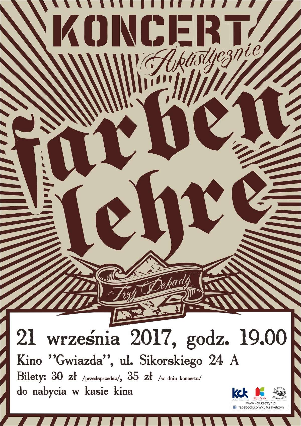 Farben Lehre akustycznie - full image