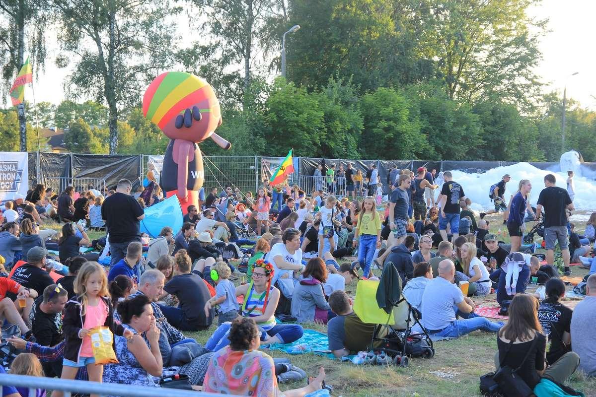 Lato w Ostródzie jest w rytmie reggae - full image