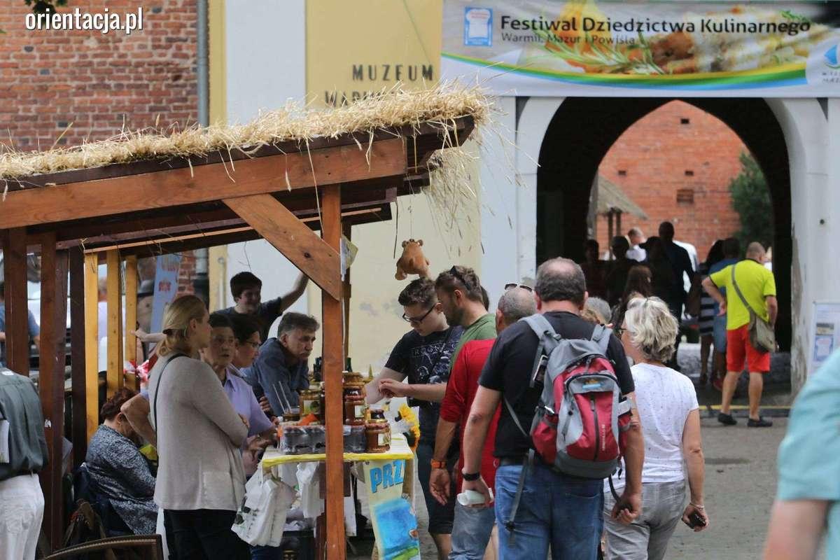 Festiwal Dziedzictwa Kulinarnego  - full image