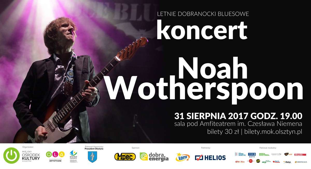 Noah Wotherspoon wraca do Olsztyna - full image