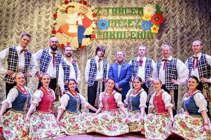 Grupa Taneczna OSA z Niemenczyna (Litwa).  - full image
