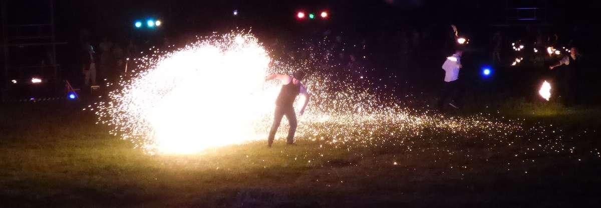 Ogień znów zagości w Ostródzie - full image