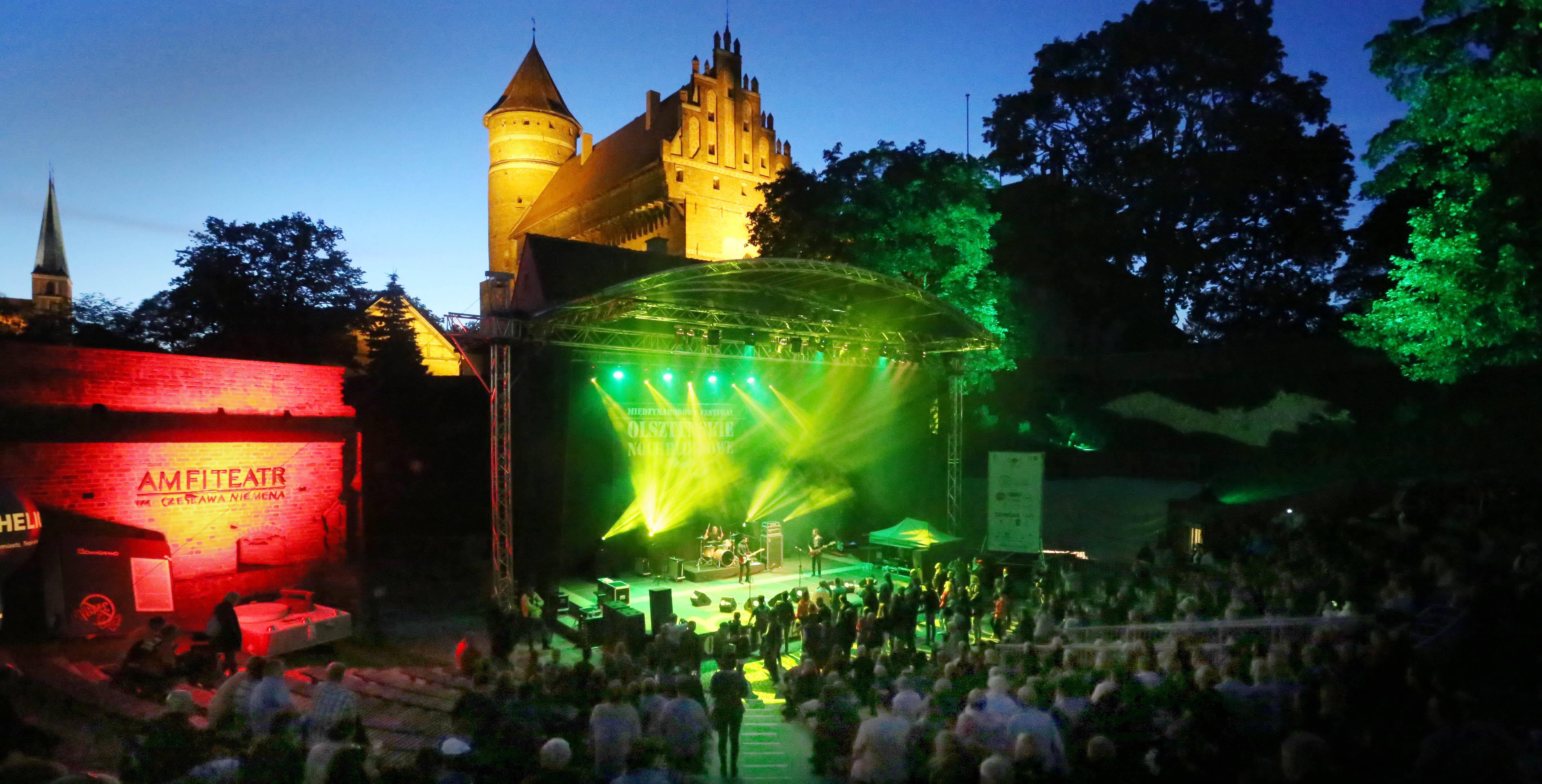 Olsztyńskie Lato Artystyczne dobiega końca. Jakie atrakcje czekają nas w sierpniu?