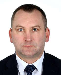 dr inż. Andrzej Borusiewicz, prorektor ds. dydaktyki w Wyższej Szkole Agrobiznesu w Łomży