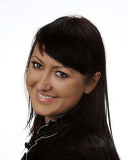 Jolanta Dobroń, specjalista ds. promocji i kontaktów z otoczeniem giżyckiego wydziału