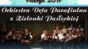Koncert orkiestry z Zielonki Pasłęckiej
