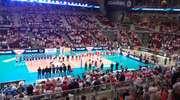 Pierwsze zwycięstwo polskich siatkarzy