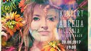 Aurelia Luśnia na Letniej Scenie Bartoszyckiego Domu Kultury