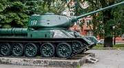 Przed dekomunizacją czołg schroni się w muzeum
