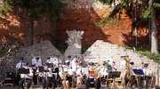 Orkiestra zagrała w Pasłęku
