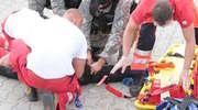 Początek sierpnia okazał się bardzo pracowity dla strażaków
