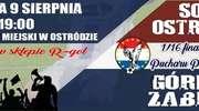 Ruszajcie po bilety na pucharowy mecz Sokoła Ostróda z Górnikiem Zabrze