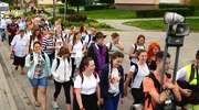 Grupa miedziana wyruszyła do Częstochowy