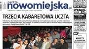 """Od rana świeża """"Gazeta Nowomiejska"""""""