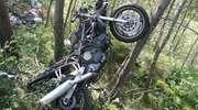 Motocyklista zginął na miejscu