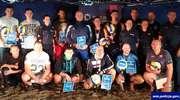 25 drużyn wzięło udział w IV Nocnym Turnieju Siatkówki Plażowej Służb Mundurowych i Ratowniczych Województwa Warmińsko-Mazurskiego
