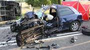 Stupsk. 43-letni kierowca audi nie żyje