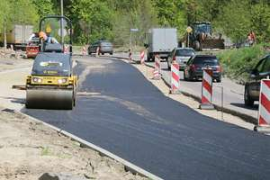 Kolejna inwestycja drogowa dobiega końca. Drogowcy niebawem zaczną układać asfalt
