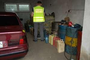 Rosjanin z nielegalnymi papierosami złapany podczas dostawy