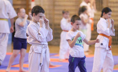 Akademia Karate ma 15 lat