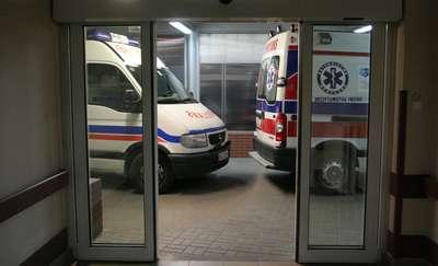 Dzieci ze szkolnej wycieczki trafiły do szpitala. Zatruły się jagodami czarnego bzu