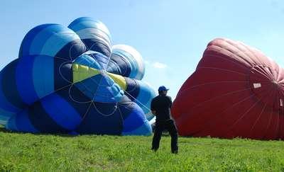 Balony nad Pasłękiem. Pierwsze loty już dzisiaj