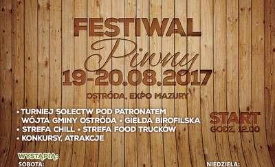 Browariada – pierwszy ostródzki Festiwal Piwny w Expo Mazury