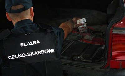 Do Lidzbarka wrócił bez samochodu
