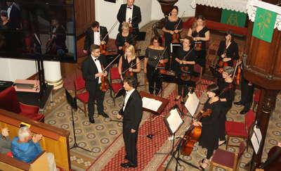 Przedostatni koncert muzyki kameralnej i organowej (19 sierpnia)