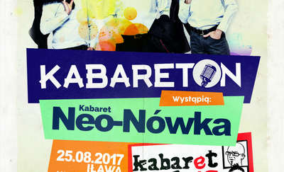 Kabareton w Iławie. Made In China i Neo – Nówka!