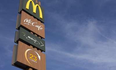 Pod Nidzicą stanie McDonald's