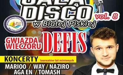 Defis gwiazdą wieczoru Gali Disco