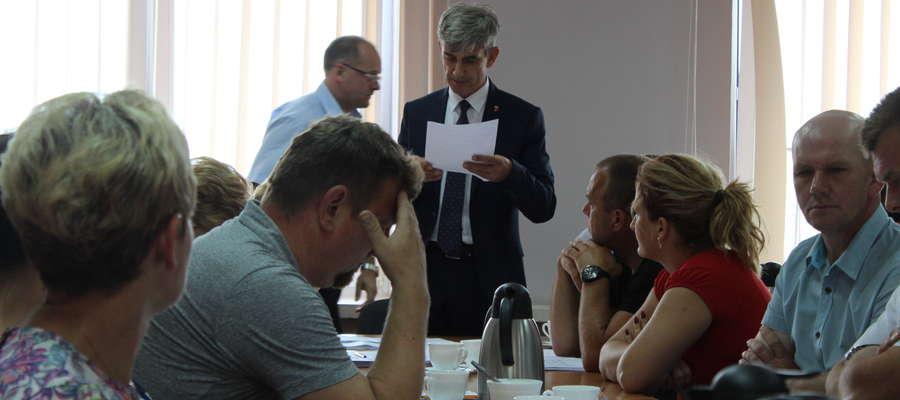 Radni zdecydowali się na opracowanie jednego, dużego planu zagospodarowania przestrzennego