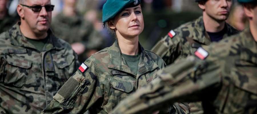 Święto Wojska Polskiego w Elblągu