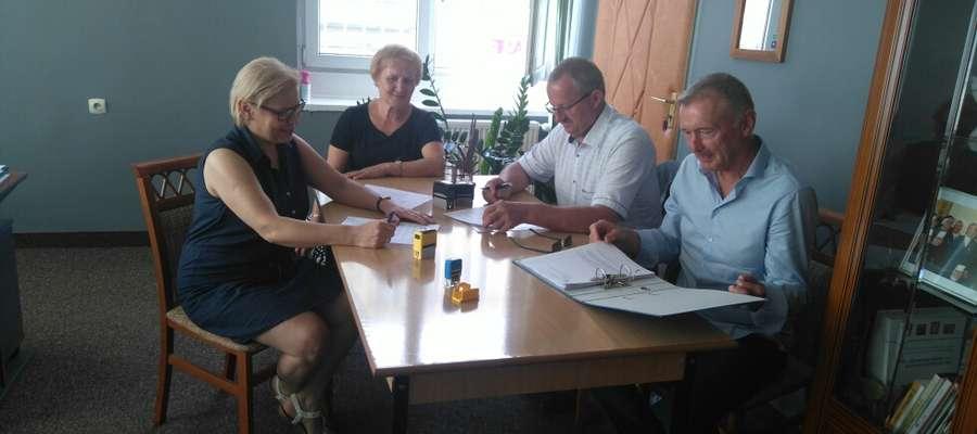 Umowa między instytucjami została podpisana 4 sierpnia
