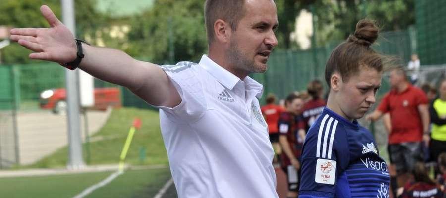 Dariusz Maleszewski, trener Stomilanek