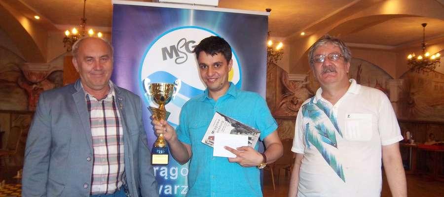 turniej szachowy, mrągowo, Pavel Shkapenko, szachy