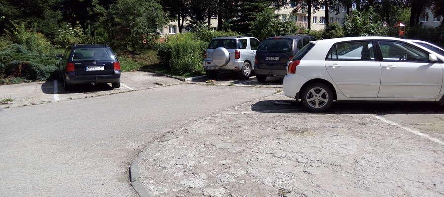 parking, dwrcowa 50
