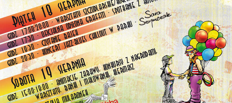 Plakat Festiwal Koloryt