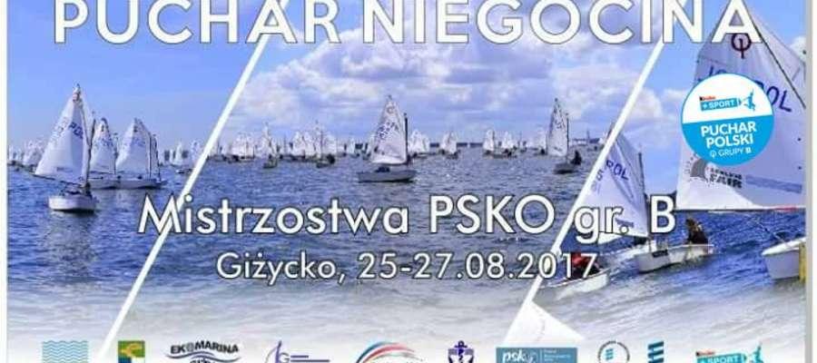 Plakat promujący regaty