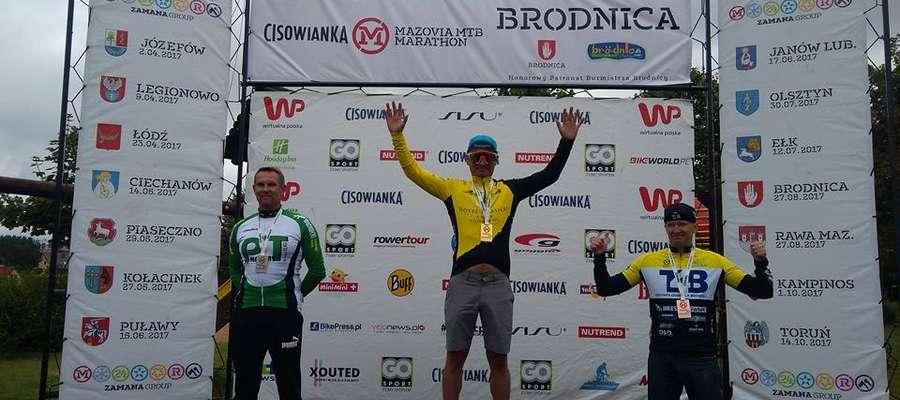 Mariusz Krzywiel zwyciężył w kategorii M4