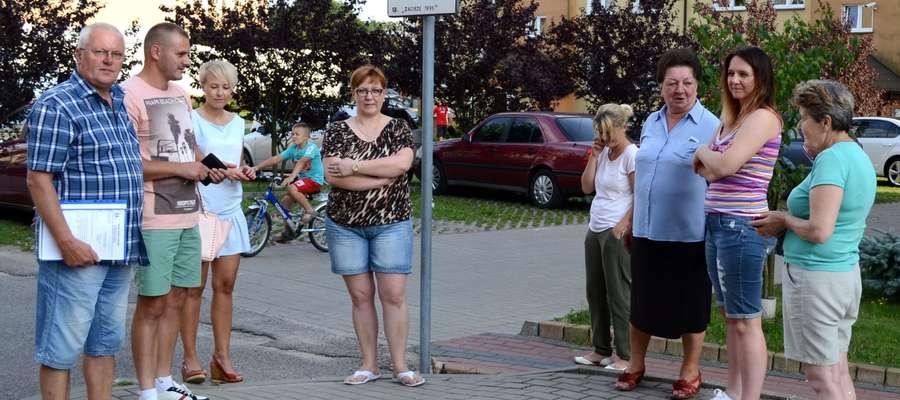 - Nam chodzi przede wszystkim o poprawę bezpieczeństwa – mówią mieszkańcy ul. Wysokiej