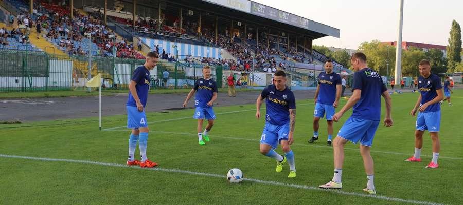 Stadion Stomilu  Olsztyn - Stadion Stomilu.